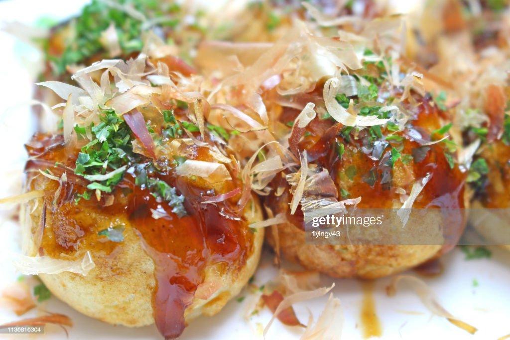 takoyaki : Stock Photo