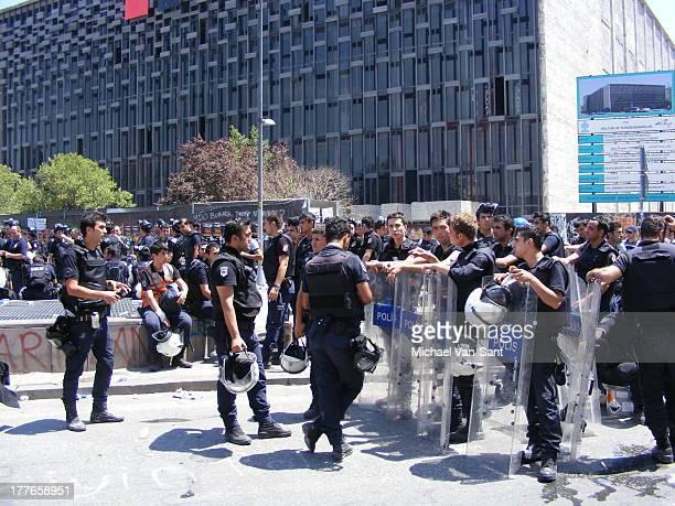 30pm Istanbul cihangir protest