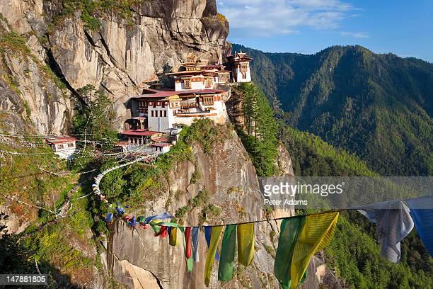 Taktsang Goemba, Paro Valley, Bhutan