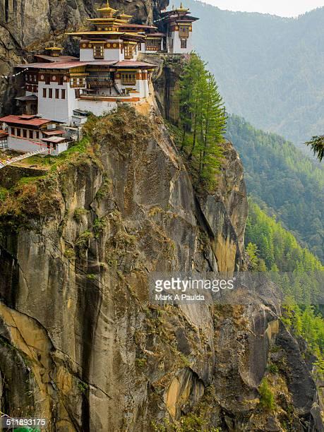 Taktsang Monastery in Bhutan