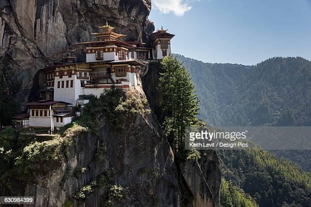 Taktsang Palphug Monastery (Tigers Nest)
