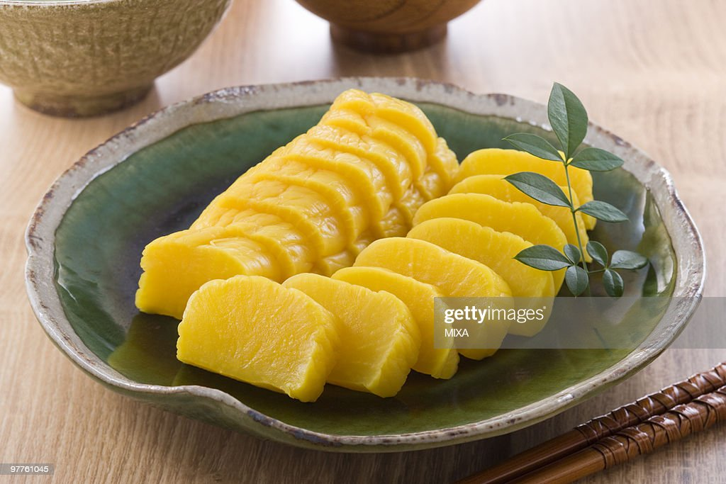 Takuan : Stock Photo