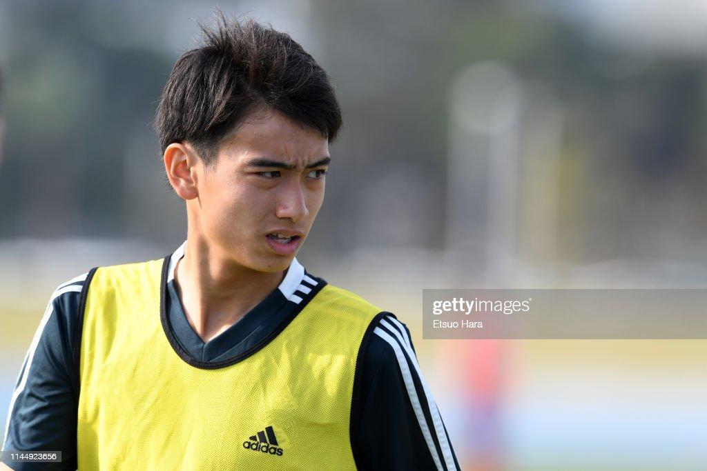 Real Madrid v FC Tokyo - U16 Kirin Lemon Cup Final : Nachrichtenfoto