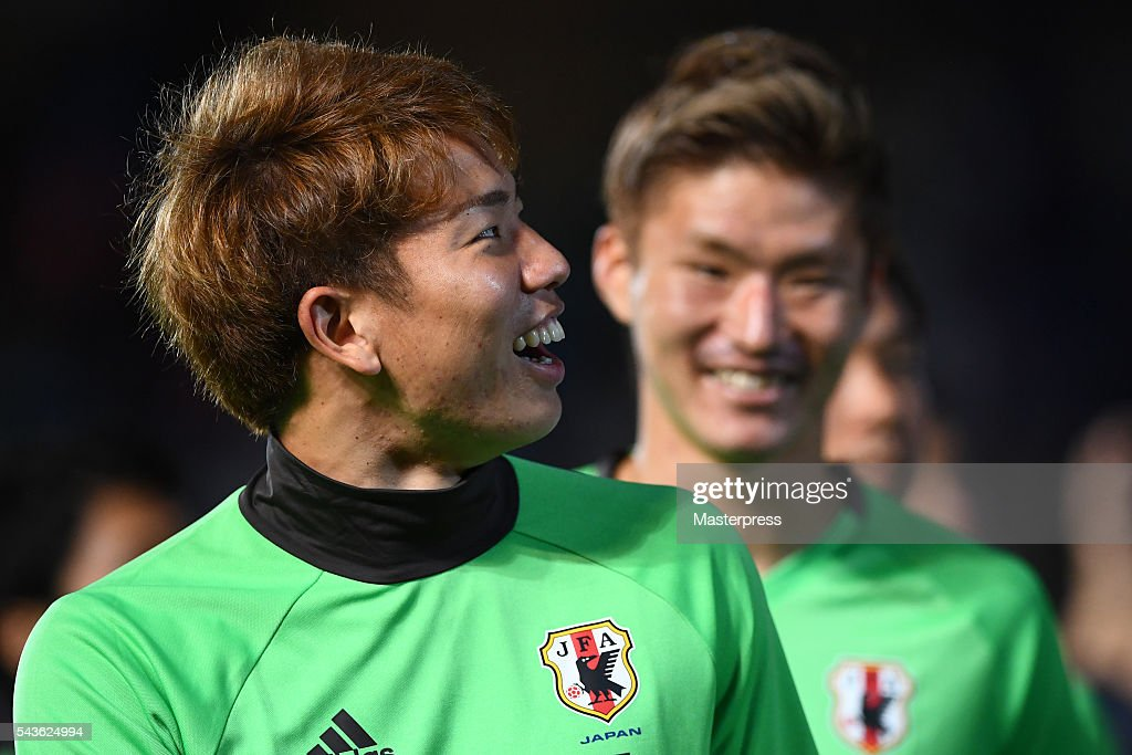 U-23 Japan v U-23 South Africa - International Friendly : News Photo