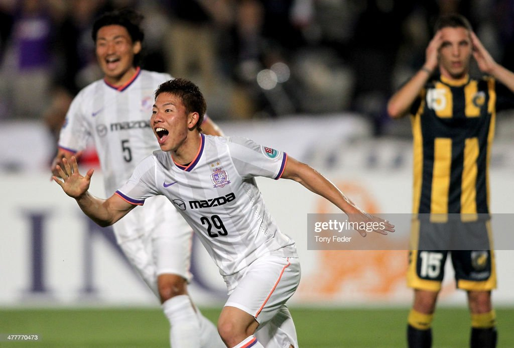 Central Coast v Sanfrecce Hiroshima - AFC Champions League : News Photo