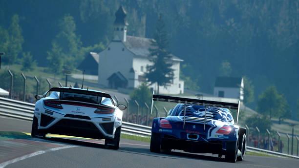 GBR: FIA Gran Turismo Championship Regional Finals 2020 - Asia & Oceania