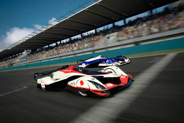 AUS: Gran Turismo World Tour 2020: Sydney - FIA Nations Cup