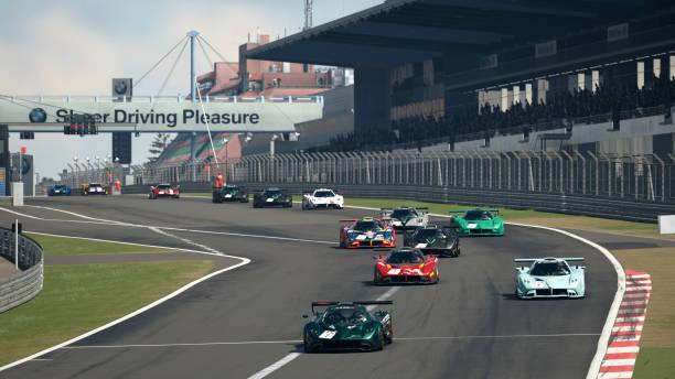 DEU: FIA Gran Turismo Championship 2020 - Top 16 Superstars Round 4