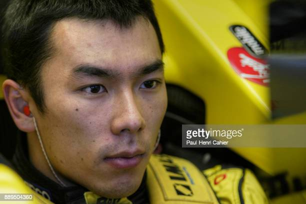 Takuma Sato JordanHonda EJ12 Grand Prix of Austria Red Bull Ring 12 May 2002