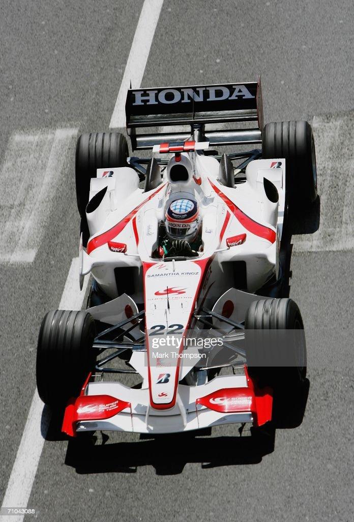 F1 Grand Prix on Monaco - Practice