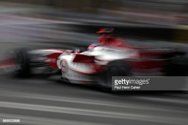 Takuma Sato Super AguriHonda SA07 Grand Prix of Monaco Circuit de Monaco 27 May 2007