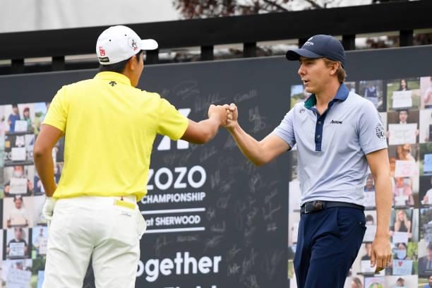 CA: Zozo Championship @ Sherwood - Round One