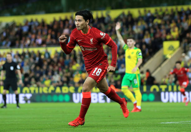 GBR: Norwich City v Liverpool - Carabao Cup Third Round