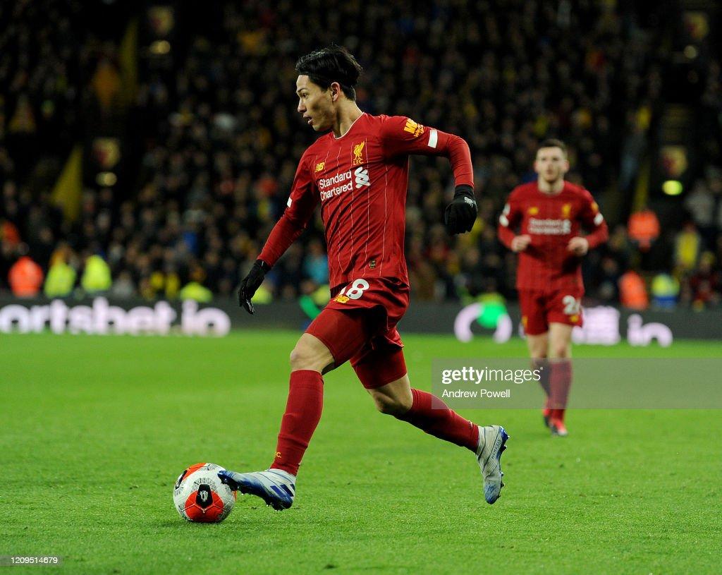 Watford FC v Liverpool FC - Premier League : Nachrichtenfoto