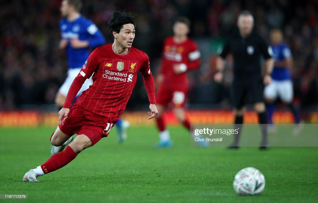 Liverpool FC v Everton FC - FA Cup Third Round : ニュース写真
