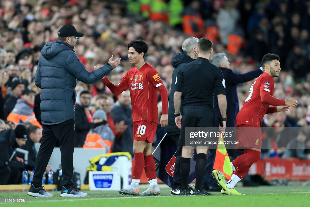 Liverpool FC v Everton FC - FA Cup Third Round : ニュース写真