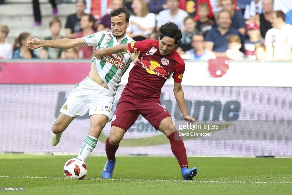 RB Salzburg v Rapid Wien - tipico Bundesliga