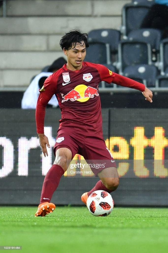 SCR Altach v RB Salzburg - tipico Bundesliga : News Photo