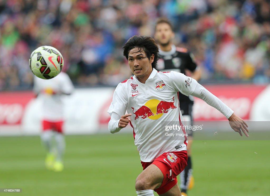 RB Salzburg v Wolfsberger AC - tipico Bundesliga : News Photo