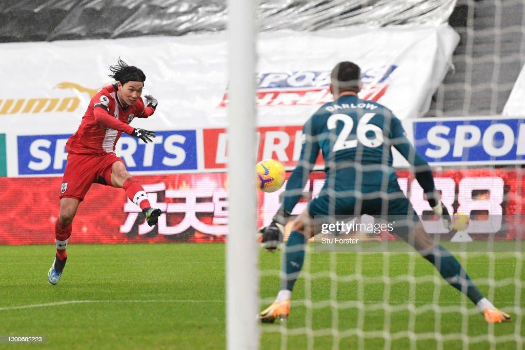 Newcastle United v Southampton - Premier League : ニュース写真