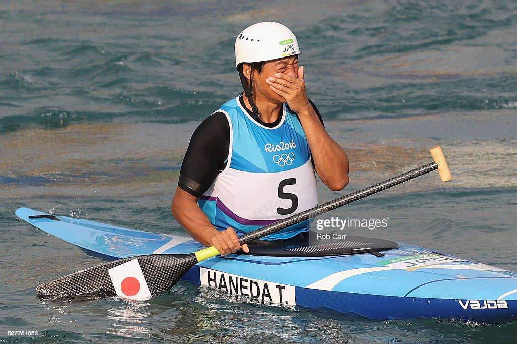 Canoe Slalom - Olympics: Day 4 : News Photo