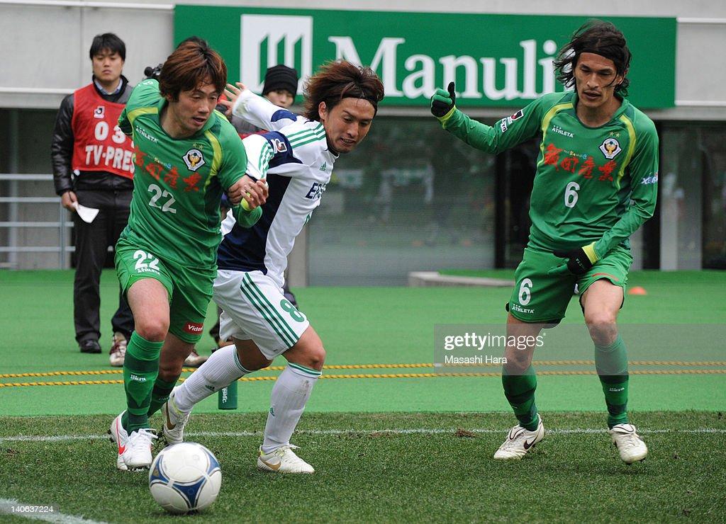Tokyo Verdy v Matsumoto Yamaga FC - 2012 J.League 2 : News Photo