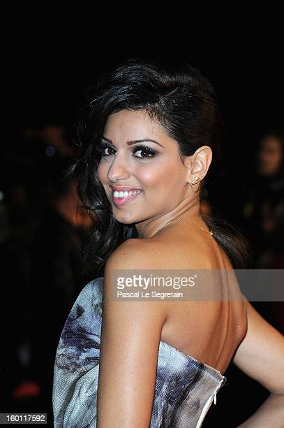 Tal attends the NRJ Music Awards 2013 at Palais des Festivals on January 26 2013 in Cannes France