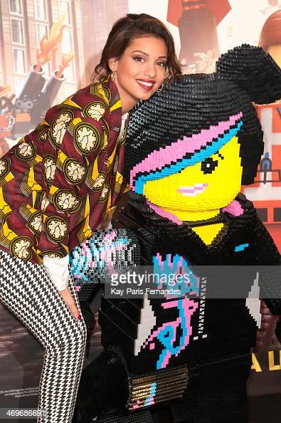 The Lego Movie' Paris Premiere At Gaumont Opera Capucines Photos ...