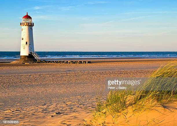 Talacre Lighthouse, North Wales