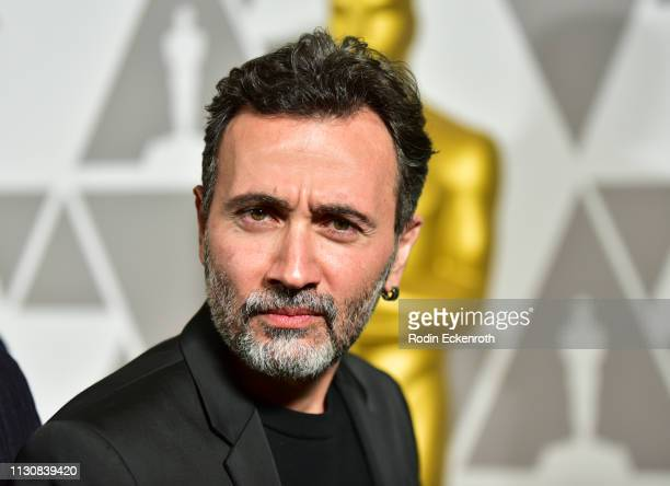 Talal Derki attends 91st Oscars Oscar Week Documentaries at the Academy of Motion Picture Arts and Sciences on February 19 2019 in Beverly Hills...