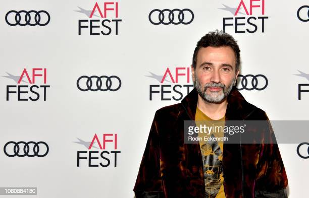 Talal Derki attends Festival Filmmakers at TCL Chinese 6 Theatres during AFI FEST 2018 presented by Audi on November 12 2018 in Hollywood California
