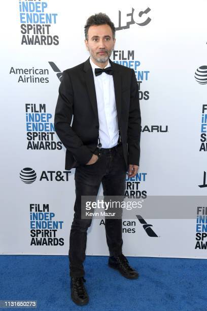 Talal Derki attends the 2019 Film Independent Spirit Awards on February 23 2019 in Santa Monica California