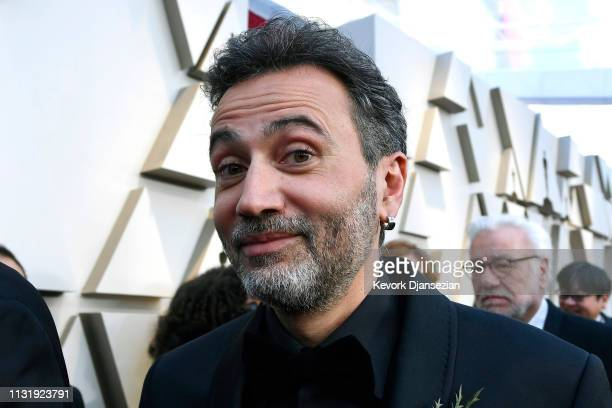 Talal Derki attends the 91st Annual Academy Awards at Hollywood and Highland on February 24 2019 in Hollywood California
