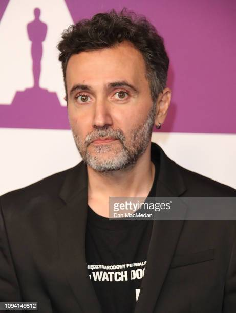 Talal Derki attends the 91st Oscars Nominees Luncheon at The Beverly Hilton Hotel on February 4 2019 in Beverly Hills California