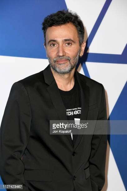 Talal Derki attends the 91st Oscars Nominees Luncheon at The Beverly Hilton Hotel on February 04 2019 in Beverly Hills California