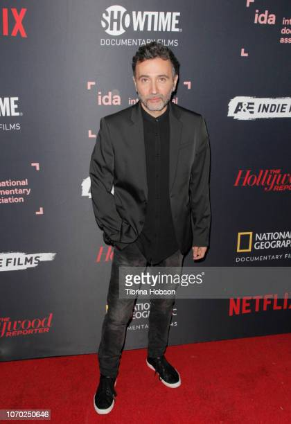 Talal Derki of 'Fathers and Sons' attends the 2018 IDA Documentary Awards on December 8 2018 in Los Angeles California