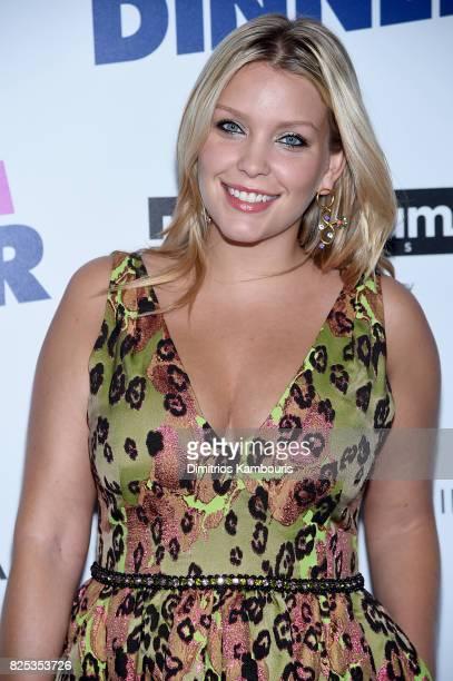 "Taleah Kelly attends the screening Of ""Fun Mom Dinner"" at Landmark Sunshine Cinema on August 1, 2017 in New York City."