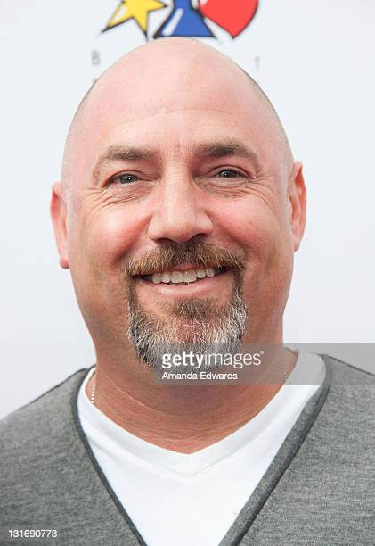 Talent agent Adam Venit arrives at the Yahoo Sports Presents A Day Of Champions event at the Sports Museum of Los Angeles on November 6 2011 in Los...