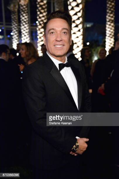 Talent agent Kevin Huvane attends the 2017 LACMA Art Film Gala Honoring Mark Bradford and George Lucas presented by Gucci at LACMA on November 4 2017...