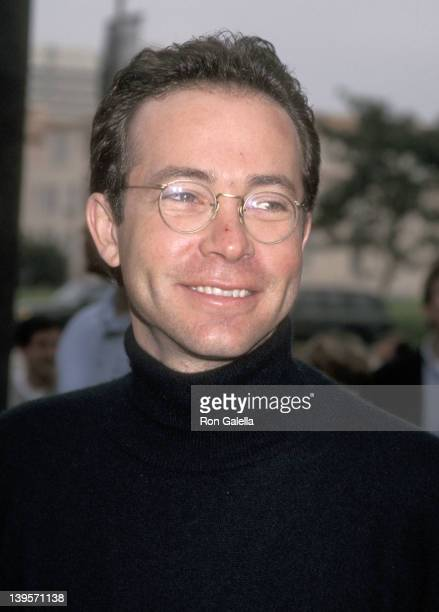 Talent agent Richard Lovett attends the Beverly Hills Ninja Westwood Premiere on January 11 1997 at Avco Center Cinemas in Westwood California