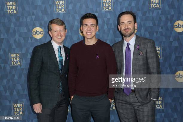 Talent and executives enjoy the ABC All-Star Party on Wednesday, January 8, as part of the ABC Winter TCA 2020, at The Langham Huntington Hotel in...