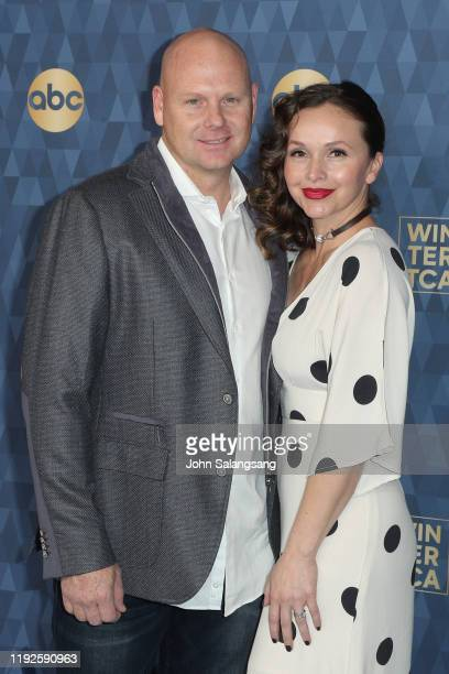 TCA 2020 Talent and executives enjoy the ABC AllStar Party on Wednesday January 8 as part of the ABC Winter TCA 2020 at The Langham Huntington Hotel...