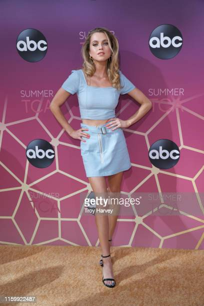 TCA 2019 Talent arrives to Soho House in Beverly Hills for the ABC AllStar Party and Interview Opportunity ANNE