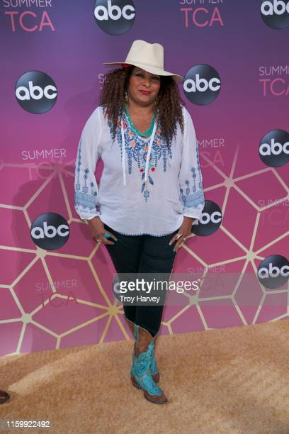 TCA 2019 Talent arrives to Soho House in Beverly Hills for the ABC AllStar Party and Interview Opportunity PAM