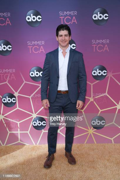 TCA 2019 Talent arrives to Soho House in Beverly Hills for the ABC AllStar Party and Interview Opportunity MICHAEL