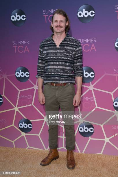 TCA 2019 Talent arrives to Soho House in Beverly Hills for the ABC AllStar Party and Interview Opportunity JOSH
