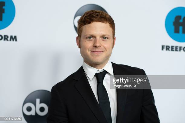 TOUR Talent executives and showrunners from Walt Disney Television via Getty Images and Freeform series arrived at the 2019 TCA Winter Press Tour...