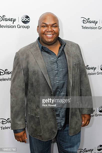 TOUR 2013 Talent executives and showrunners from Walt Disney Television via Getty Images and Walt Disney Television via Getty Images Family arrived...
