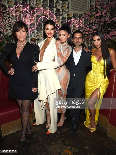Talent Manager Jenner Communications Kris Jenner Model Kendall Jenner Founder Kylie Cosmetics Kylie Jenner Founder The Business of Fashion Imran Amed...
