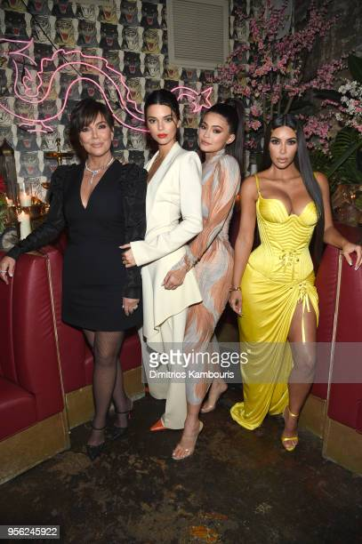 Talent Manager Jenner Communications Kris Jenner Model Kendall Jenner Founder Kylie Cosmetics Kylie Jenner and Founder and CEO KKW Kim Kardashian...